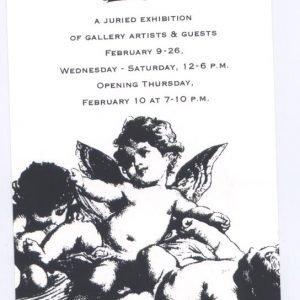 Eros |  Juried Valentine's Exhibition