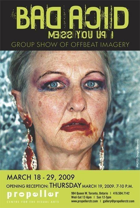 Bad Acid Exhibition 2009