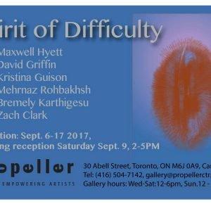 Spirit of Difficulty