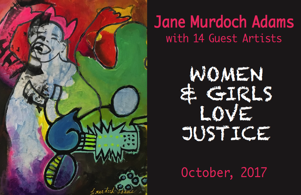 women and girls love justice