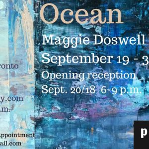 Ocean | Maggie Doswell