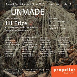 Unmade Jill Price
