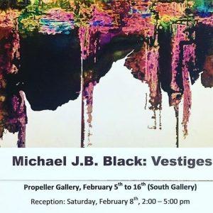 Michael J.B. Black: Vestiges