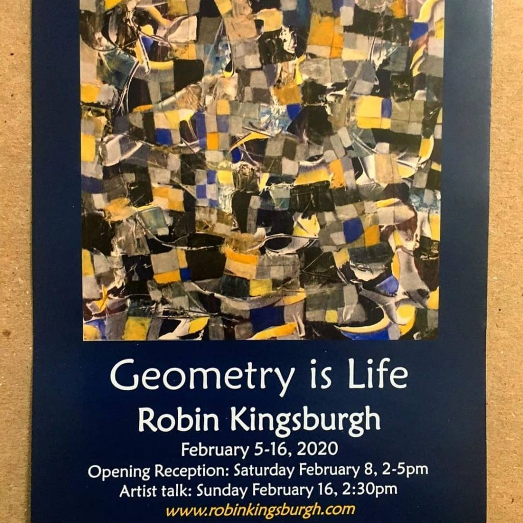 Geometry is Life Robin Kingsburgh
