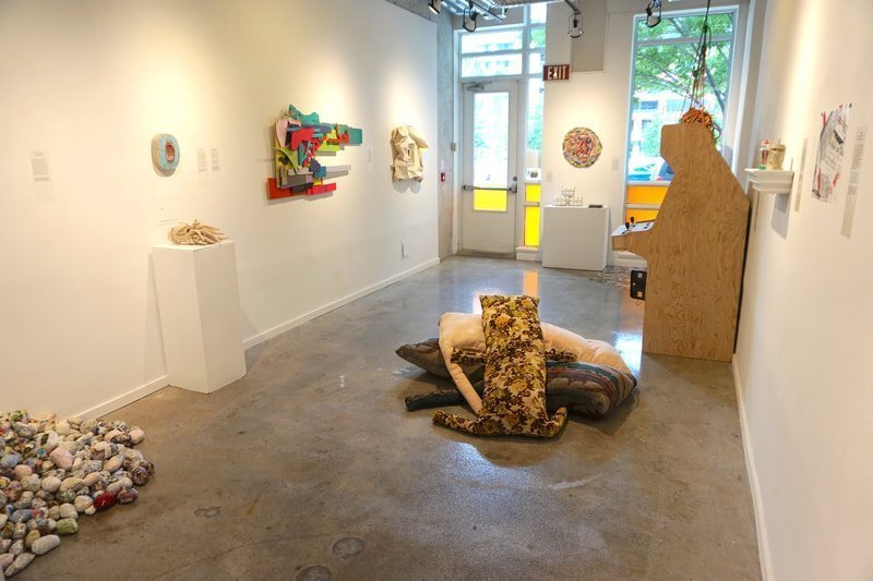 Unmade / Group show curated Jill Price, June 26 – July 14, 2019