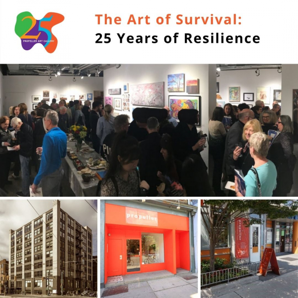 The Art of Survival:  25 Years of Resilience
