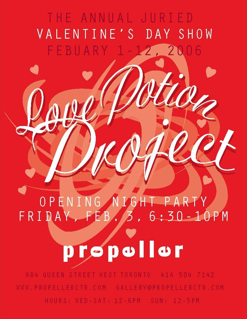 Love Potion Project