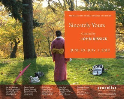 Sincerely Yours | Curated by John Kissick