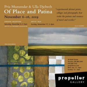 Of Place & Patina | Pria Muzumdar & Ulla Djelweh