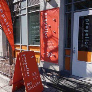 30 Abell Street <br/> 2015 - Present