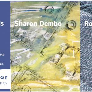 Traces and Threads | Sharon Dembo & Rosalie Fefergrad