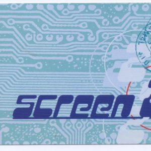 Screen 2 - 1998 Exhibition