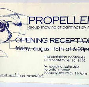 Propeller # 1 | Members show
