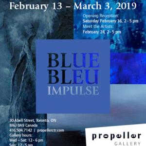 BLUE|BLEU IMPULSE
