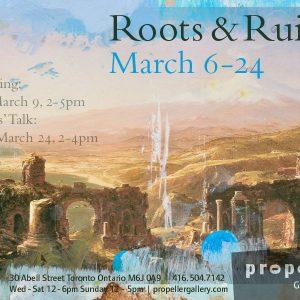 Roots and Ruins | Frances Patella