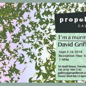 I'm a Murmur | David Griffin