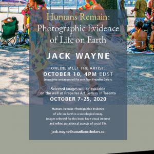 Humans Remain | Jack Wayne
