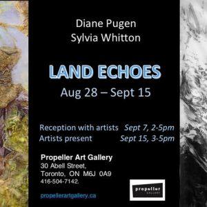 Land Echoes | Sylvia Whitton & Diane Pugen