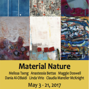 Material Nature   CERA, a collective of six artists exploring wax