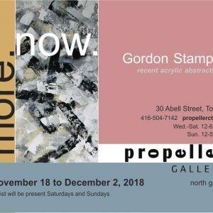 more.now. | Gordon Stamper