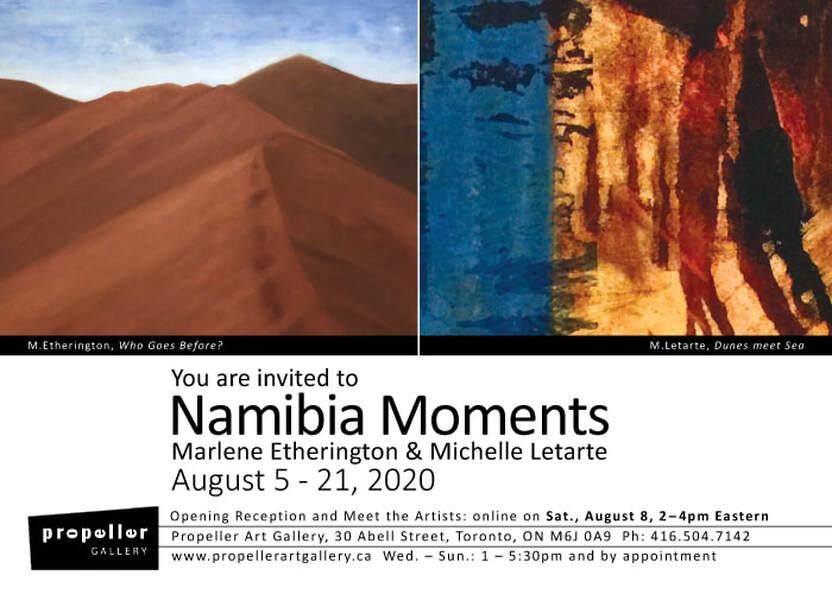 Namibia Moments