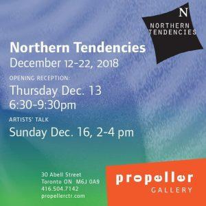 Northern Tendencies: Juried Group Exhibition