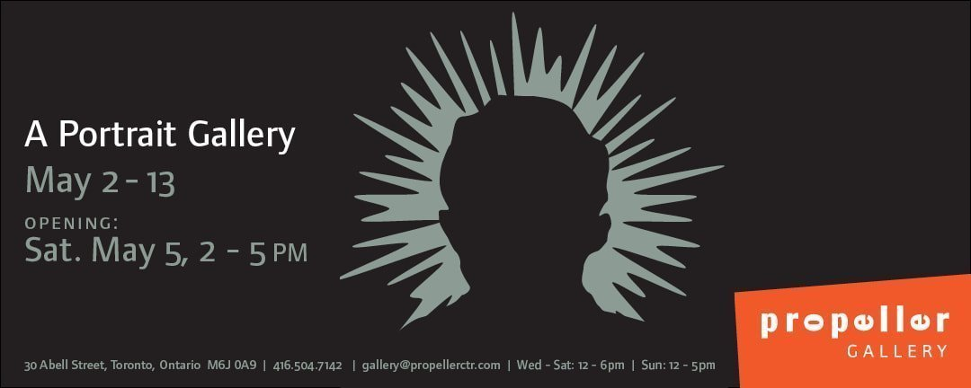 A Portrait Gallery | Group Exhibition