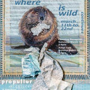 Where is Wild Continues | Susan Farquhar