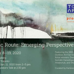 Scenic Route Emerging Perspectives