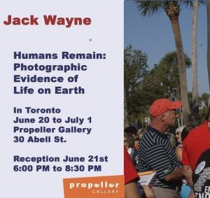 Humans Remain: Photographic Evidence of Life on Earth | Jack Wayne