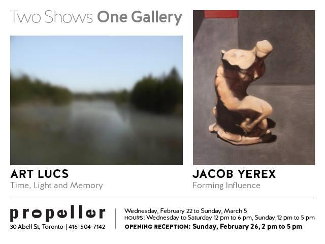Forming Influence | Jacob Yerex