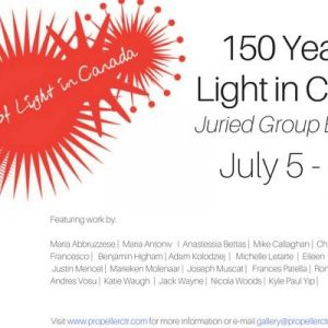 150 Years of Light in Canada
