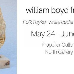Folk Tokyo: White Cedar Wabi-Sabi   William Boyd Fraser
