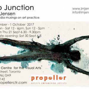 Gap Junction   Ingrid Jensen