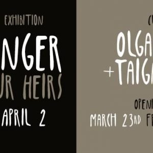 Live Longer Piss off Your Heirs   Curated by Olga Korper & Taiga Lipson
