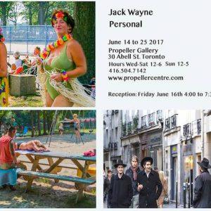 Personal   Jack Wayne