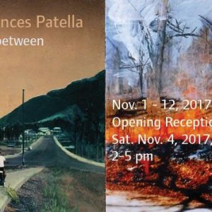 Liminal Spaces: The Time Between   Frances Patella & Simone Collins