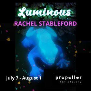 Luminous | Rachel Stableford