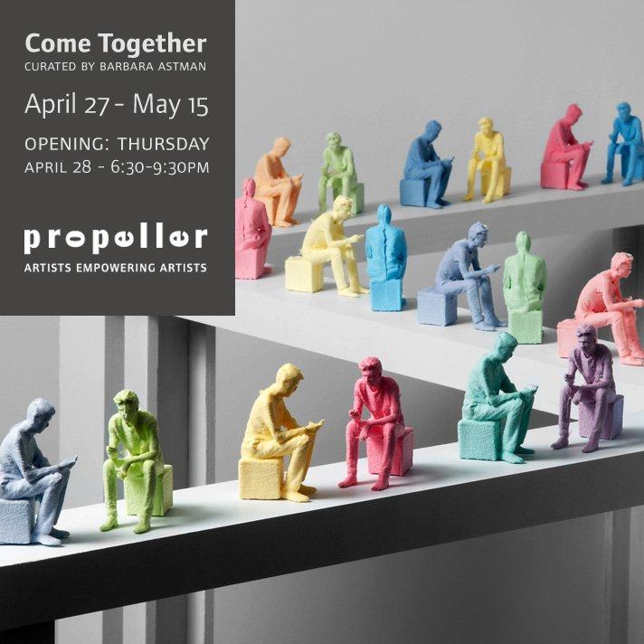 Come Together | Curated by Barbara Astman