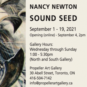 Sound Seed | Nancy Newton