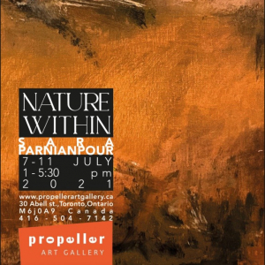 Nature Within | Sara Parnianpour
