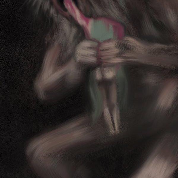 Covid Goya, 2020, Digital, Giclee Print, 16 x 20 inches