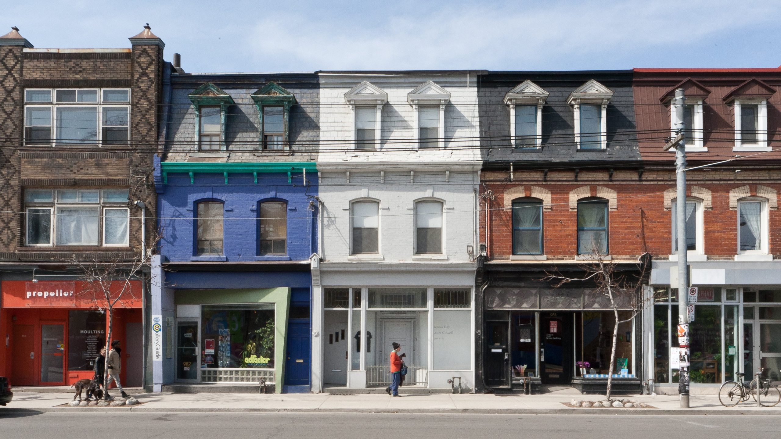 April 2011 Street View