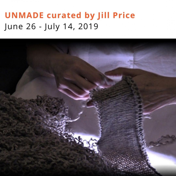 UNMADE | Curatorial Essay by Jill Price