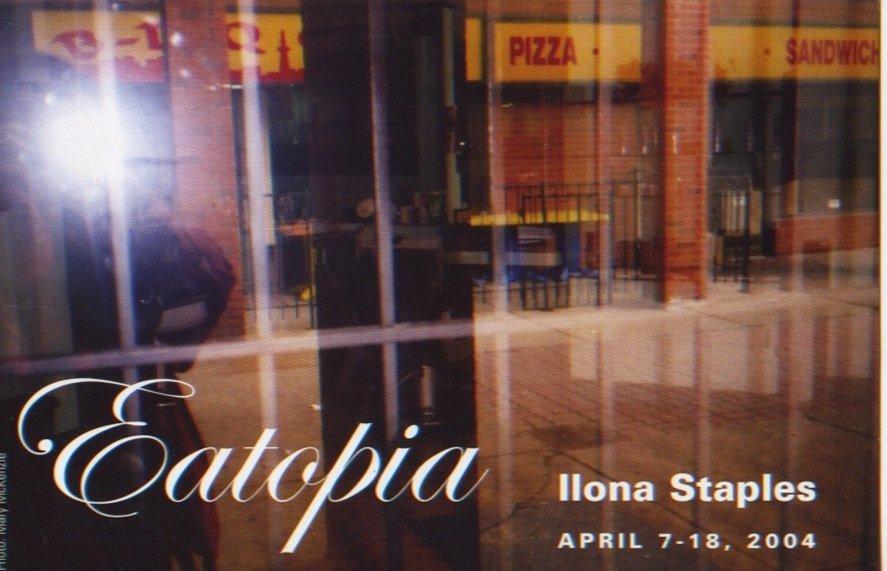Eatopia   Ilona Staples