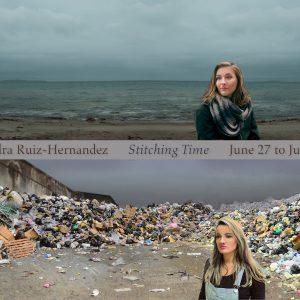 Stitching Time   Alondra Ruiz-Hernandez