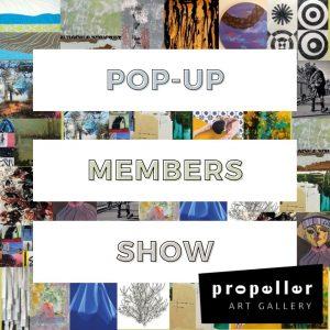 Pop-Up Members Show
