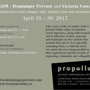 Flow   Dominique Prévost and Victoria Cowan