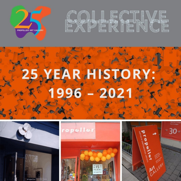 Propeller's 25 Year History:<br/>1996 – 2021
