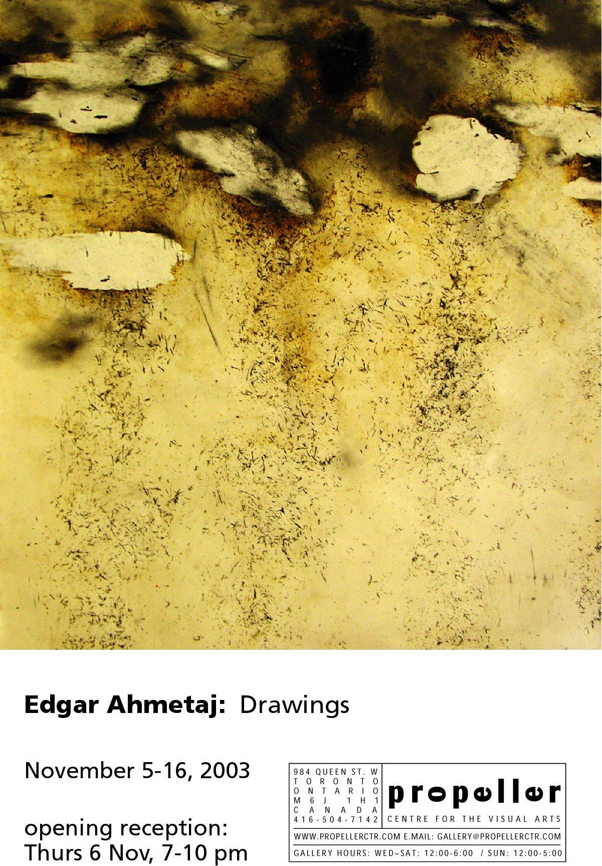 Drawings   Edgar Ahmetaj